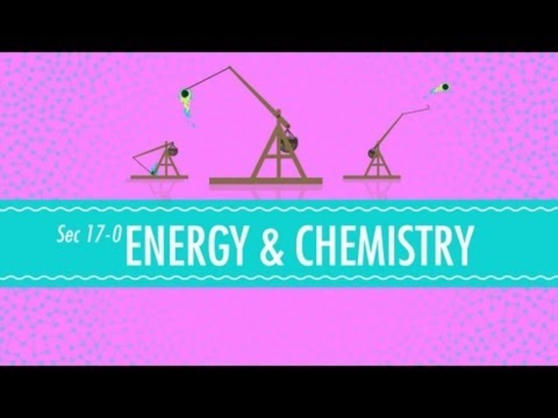 Energy and Chemistry Video