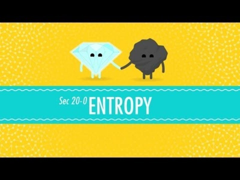 Entropy: Embrace the Chaos! Video