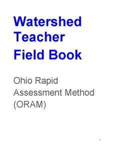 Watershed Teacher Field Book Unit