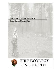 Fire Ecology on the Rim Unit
