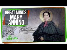 "Great Minds: Mary Anning, ""The Greatest Fossilist in the World"" Video"
