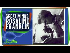 Great Minds: Rosalind Franklin Video