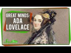 Great Minds: Ada Lovelace Video