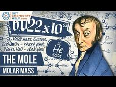 Chemistry Lesson: Molar Mass Video