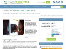 Tell Me Doc—Will I Get Cancer? Lesson Plan