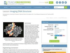 Imagining DNA Structure Lesson Plan