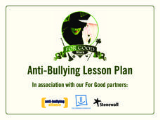 Anti-Bullying Lesson Plan Activities & Project