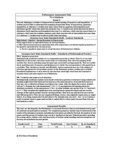 two solutions worksheet for 9th 12th grade lesson planet. Black Bedroom Furniture Sets. Home Design Ideas