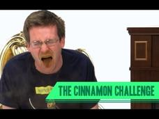 The Science of the Cinnamon Challenge Video