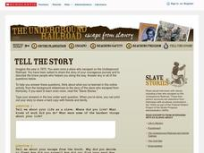 Tell the Story Interactive