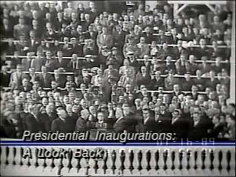 President Eisenhower 1953 Inaugural Address Video