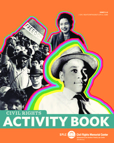 Civil Rights Activity Book Worksheet
