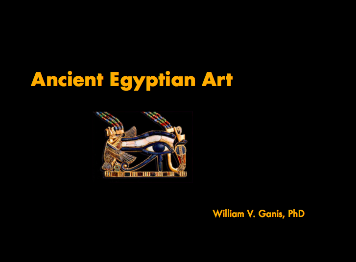 Ancient Egyptian Art Presentation