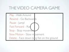 The Video Camera Game Activities & Project