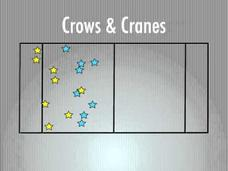 Crows and Cranes Activities & Project