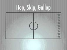 Hop, Skip, Gallop Activities & Project