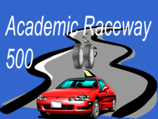 Academic Raceway 500: Animal Science Presentation
