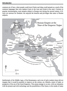 Trajan's Rome: The Man, The City, The Empire Lesson Plan