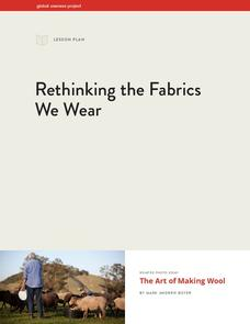 Rethinking the Fabrics We Wear Lesson Plan