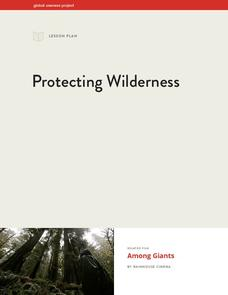 Protecting Wilderness Lesson Plan