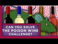 Can You Solve the Poison Wine Challenge? Video