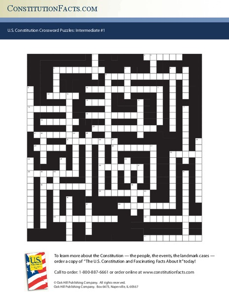 Colonial America Crossword Lesson Plans & Worksheets