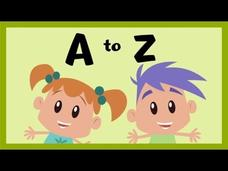 Sing the Alphabet Video