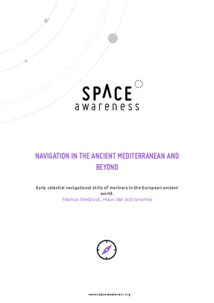 Navigation in the Ancient Mediterranean and Beyond Lesson Plan