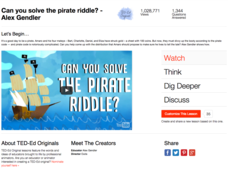 Can You Solve the Pirate Riddle? Video