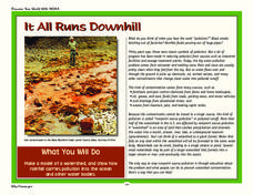 It All Runs Downhill Activities & Project