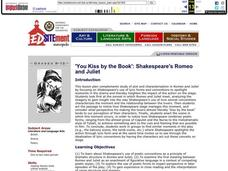 You Kiss the Book: Shakespeare's Romeo and Juliet Lesson Plan