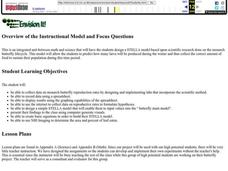 Overview of the Instructional Model and Focus Questions Lesson Plan