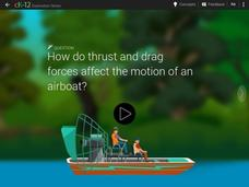 Everglades Airboat Interactive