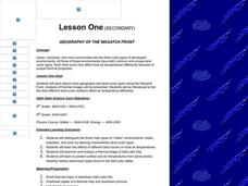 Geography of the Wasatch Front Lesson Plan