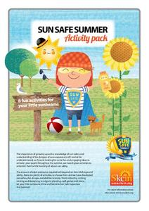 Sun Safe Summer Activity Pack Activities & Project