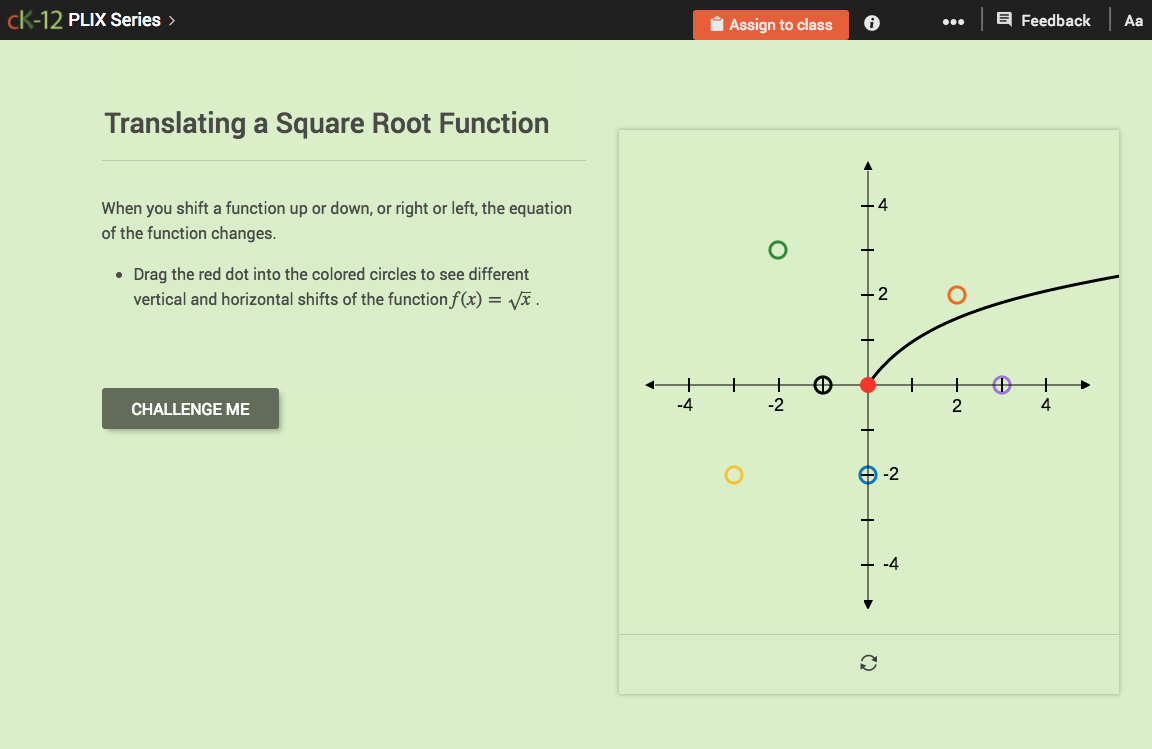 square root functions lesson plans & worksheets | lesson planet
