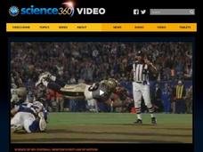 Science of NFL Football: Newton's First Law of Motion Video