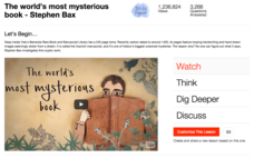 The World's Most Mysterious Book Video