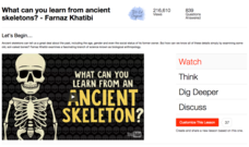 What Can You Learn From Ancient Skeletons? Video