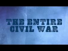 Civil War Trust Animated Map: Entire Civil War Video