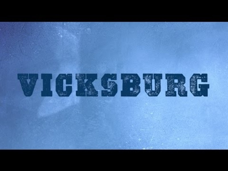 Civil War Trust Animated Map: Vicksburg Video