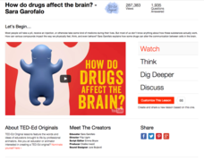 How Do Drugs Affect the Brain? Video