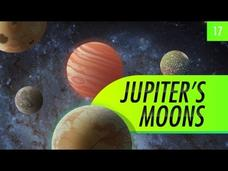 Jupiter's Moon Video