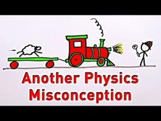 Another Physics Misconception Video