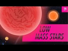 Low Mass Stars Video