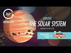 Explore the Solar System: 360 Degree Interactive Tour Video