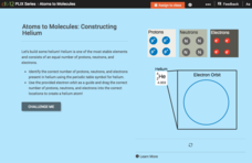 Atoms to Molecules: Constructing Helium Interactive