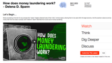 How Does Money Laundering Work? Video