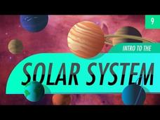 Introduction to the Solar System Video