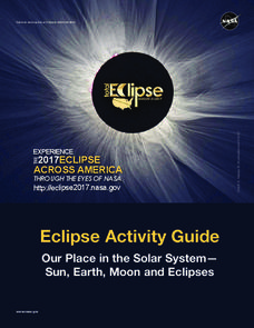 Eclipse Activity Guide Activities & Project